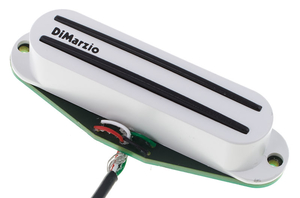 Captador Guitarra Dimarzio DP 218  Super Distortion S White