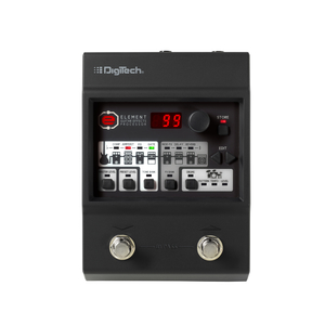 Pedaleira Digitech Element Guitar Com Fonte