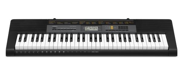 3396f7082ef Teclado Casio CTK 2500 61 Teclas - Musitech Instrumentos Musicais