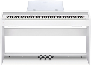 Piano Digital Casio Privia PX 770 WE Branco