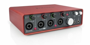 Interface Audio Focusrite Scarlett 18i8 USB