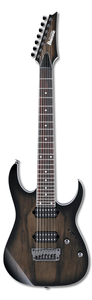 Guitarra Ibanez RG 752 LWFX AGB com Case Prestige Made in Japan