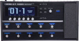 Pedaleira Boss GT 1000 Guitar Effects Processor