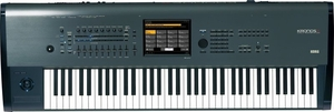 Teclado Workstation Korg Kronos X 73