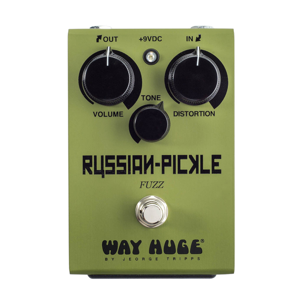 Pedal Dunlop WHE 408 Way Huge Russian Pickle Fuzz