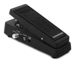 Pedal Rocktron Black Cat Moan Wah Pedal Com Distortion