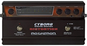 Pedal Rocktron Cyborg Destiny Distortion