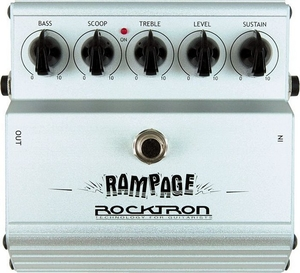 Pedal Rocktron Rampage Distortion
