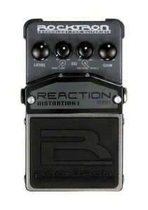 Pedal Rocktron Reaction Distortion