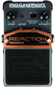 Pedal Rocktron Reaction Tremolo
