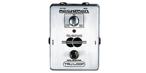 Pedal Rocktron Tru Loop Looper Guitar Effects
