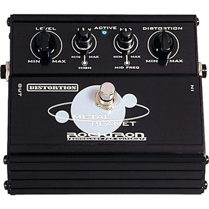 Pedal Rocktron Metal Planet Distortion
