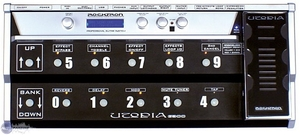 Pedaleira Rocktron Utopia G 300 Multi Effects Guitar Pedal
