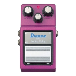 Pedal Ibanez AD 9 Delay Analogico