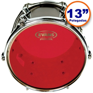 Pele Evans TT 13 HR Hydraulic Red 13