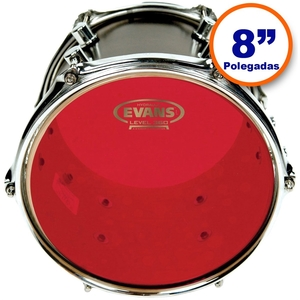 Pele Evans TT 08 HR Hydraulic Red 08