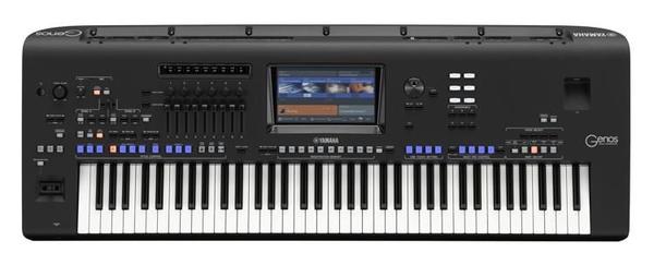 5a918f4983a Teclado Yamaha Genos Digital Workstation 76 Teclas - Musitech ...
