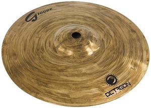 Prato Octagon Groove GR08SP Splash 8 Bronze