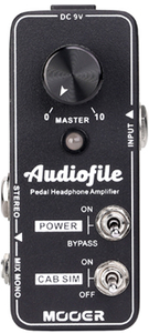 Pedal Mooer Audiofile Headphone Amplifier - MHA1