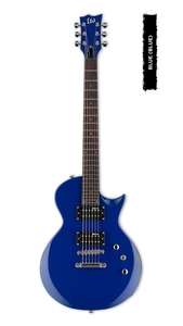 Guitarra ESP LTD EC 10 KIT Blue C/ Bag