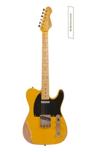 Guitarra Vintage V 52 MR Série Icon Telecaster