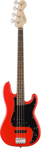 Contrabaixo Fender 037 0500 Squier Affinity PJ.Bass LR 570 Racing Red