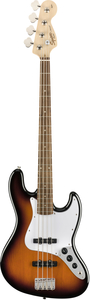 Contrabaixo Fender 037 0760 Squier Affinity J.Bass LR 532 Brown Sunburst