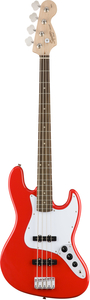 Contrabaixo Fender 037 0760 Squier Affinity J.Bass LR 570 Racing Red