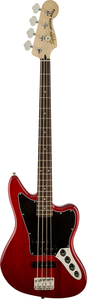 Contrabaixo Fender 037 8900 Squier Vintage Modified Jaguar Bass Special LR 538 Red Trans.