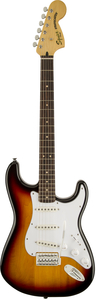 Guitarra Fender 037 1205 Squier Vintage Modified Strato LR - 500 - Color Sunburst