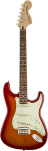 Guitarra Fender 037 1603 Squier Standard Stratocaster LTD LR - 530 - Cherry Burst