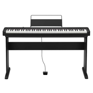 Piano Stage Digital Casio CDP S100 BK + Suporte CS 46PC2