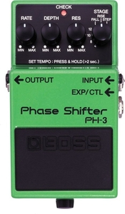 Pedal Boss PH 3 Phase Shifter