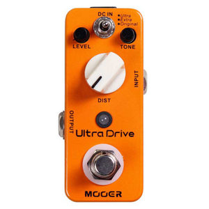 Pedal Mooer Ultradrive Distortion Mkll