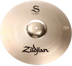 Prato Zildjian S Family 15 S15TC - Thin Crash