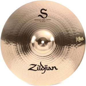 Prato Zildjian S Family 16 S16MTC Medium Thin Crash