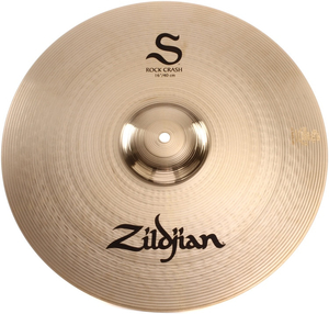 Prato Zildjian S Family 16 S16RC - Rock Crash