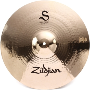 Prato Zildjian S Family 16 S16TC - Thin Crash