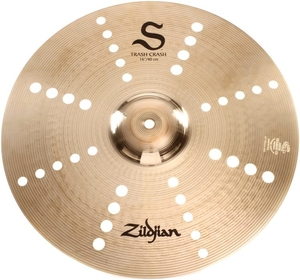 Prato Zildjian S Family 16 S16TCR - Trash Crash