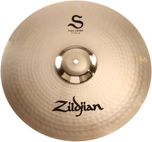 Prato Zildjian S Family 17 S17TC - Thin Crash