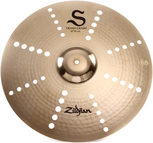 Prato Zildjian S Family 18 S18TCR Trash Crash