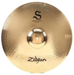Prato Zildjian S Family 20 S20MR Medium Ride