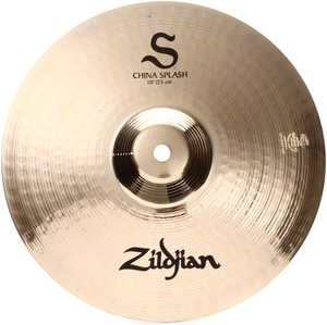 Prato Zildjian S Family 10 S10CS - China Splash