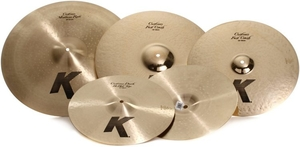 Kit Pratos Zildjian Worship K Custom - KC0801W 14+16+18+20