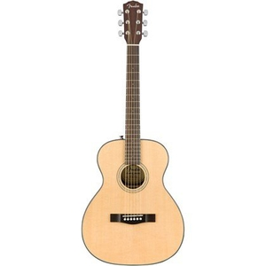Violão Fender Travel C/Case 096 2713 - CT-140 SE -221 - Natural