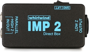 Direct Box Whirlwind  IMP 2 Passivo