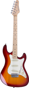 Guitarra Strinberg STS 100 CS Stratocaster Cherry Burst