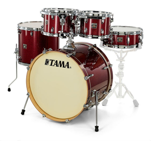 Bateria Tama Superstar Classic CK 52KRS DRP 22101216CX14 Shell Pack