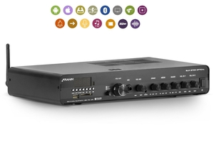 Amplificador Receiver Frahm Slim 3700 Optical