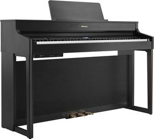 Piano Digital Roland HP 702 CH Charcoal Black